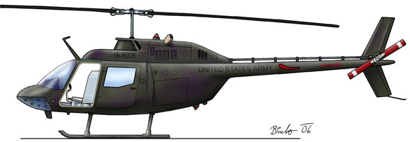 OH-58A