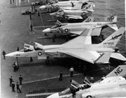 RA-5C, RVAH-1, USS Enterprise, 1968