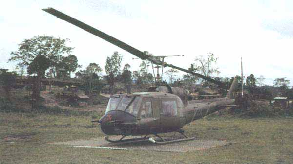 UH-1B An Khe Special